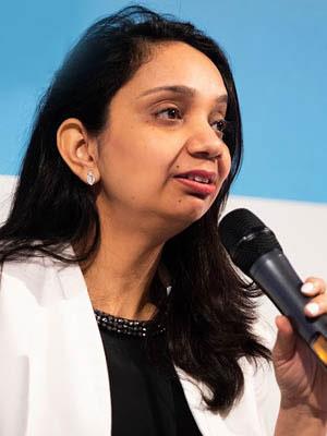 Shruti Kohli portrait photo
